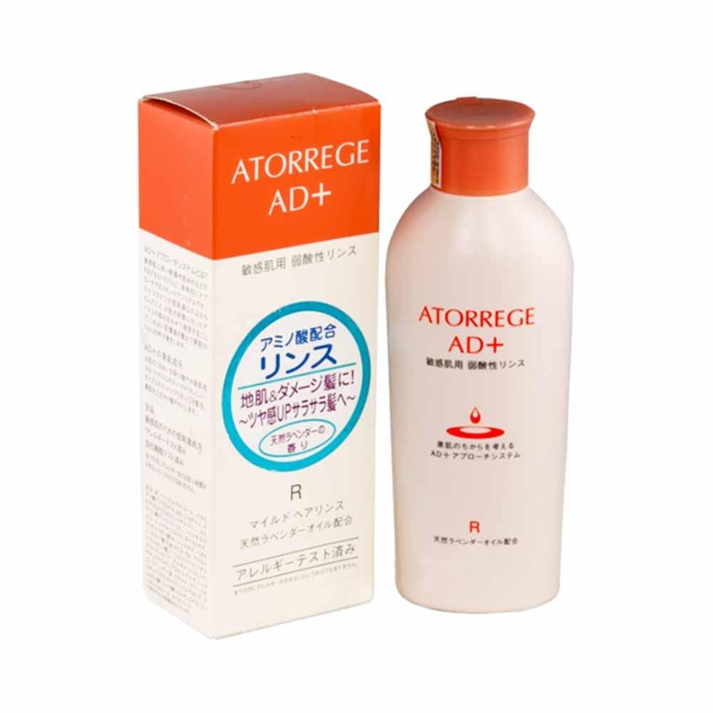 Dầu xả dành cho da nhạy cảm Atorrege AD+ Mild Hair Rinse
