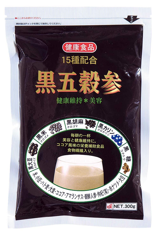 OSK Hạt đen Thành phần Wakan Oriental Mix 15 loài 300 g
